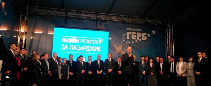 Цветан Цветанов: ГЕРБ ще има кметове във всички общини, където до сега не сме били