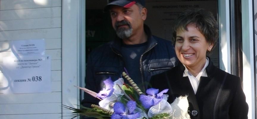 Малина Консулова – Златева: Гласувах за промяната