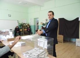 Найден Шопов: Гласувам за един нов Пазарджик