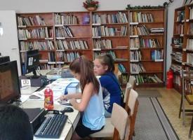 """Пещерската библиотека към НЧ""""Развитие – 1873″ участва в евродискусия"""