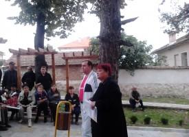 Започнаха предизборните срещи на Иван Евстатиев в Стрелча