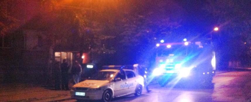 """Снощи: Елтабло побърка блок срещу МБАЛ""""Здраве"""" в Пазарджик"""
