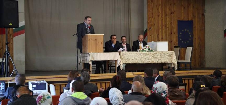 Кметът на Сърница встъпи в длъжност, Общинският съвет ще се води от Салих Османджиков