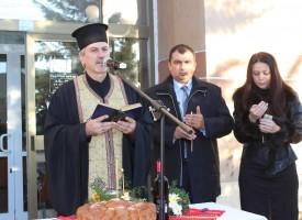 Марин Рачев започна кметския си мандат с водосвет
