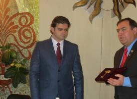 Стойно Чачов положи клетва и встъпи в длъжност