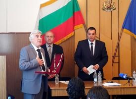 Костадин Холянов встъпи в длъжност като кмет на община Ракитово