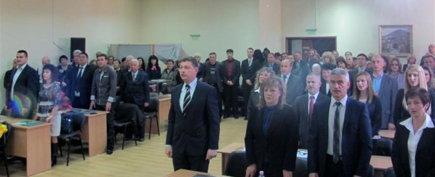 Христо Калоянов оглави Общинския съвет в Панагюрище