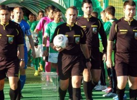 Столични съдии взеха наряда за Балкан – ЦСКА