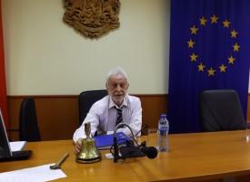 Заплатата на Хари Хараламбиев е 600 лв., съветниците с 640 лв. бруто на месец