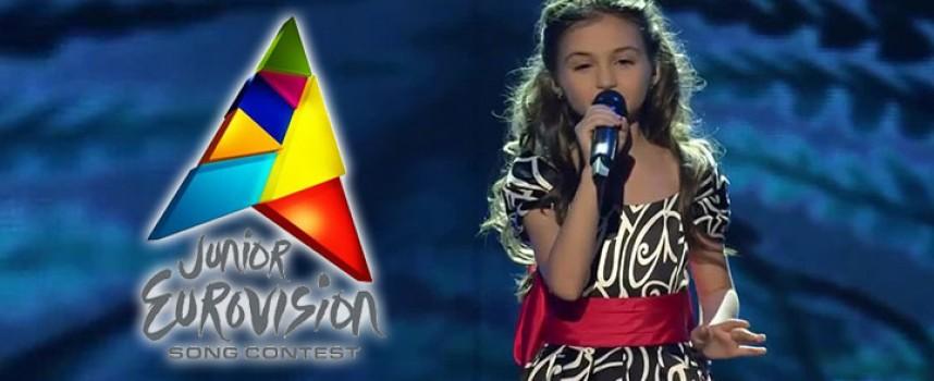 Мариам Маврова участва в предаване посветено на Детската Евровизия