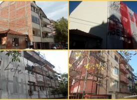 Първите многофамилни сгради в Пазарджик са санирани