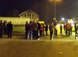 """Около 150 човека стояха два часа на пътя за Пловдив с """"Не, на новата цена на винетките"""""""