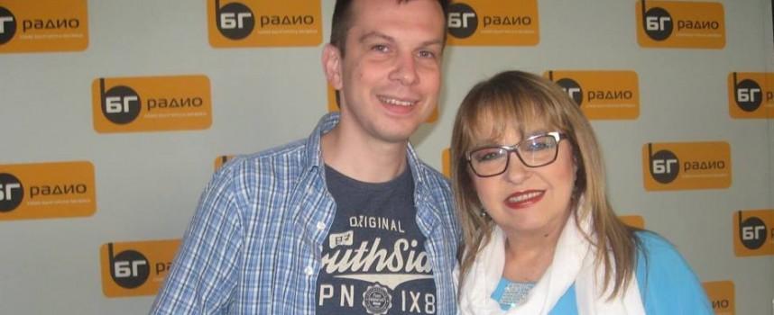 Наско от БГ радио е в журито на детската Евровизия