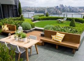 Градина на покрива – защо не?