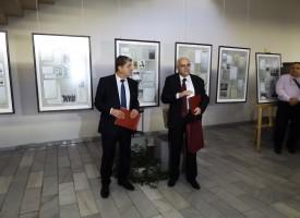 Валентин Карабойчев откри изложбата на Адвокатурата