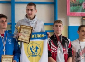 Три медала за Пазарджик от турнира по пентатлон