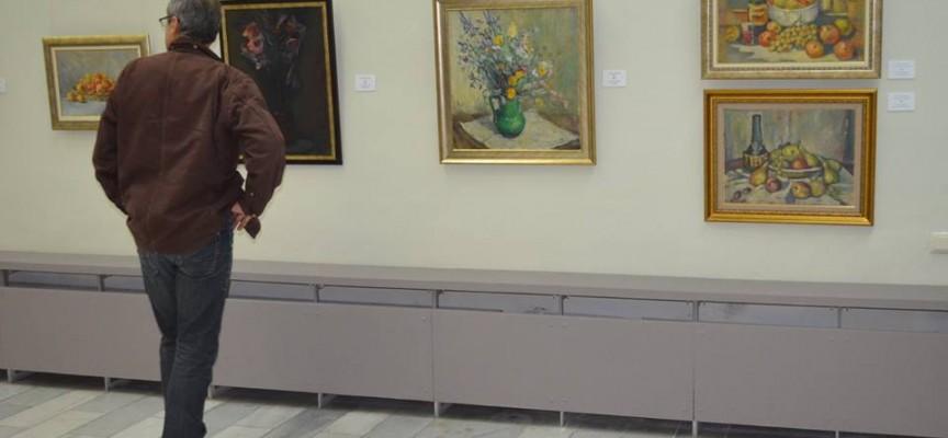 """Иди и виж: Изключителните натюрморти в ХГ""""Станислав Доспевски"""""""