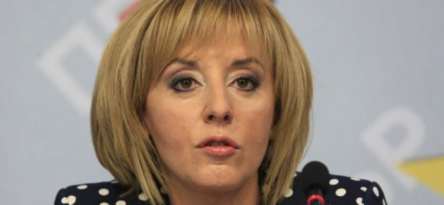 Мая Манолова ще сезира Цацаров за случая в Голямо Белово