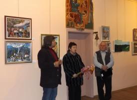 """Изложба на платна и стихове от пленера """"Брацигово 2015″"""