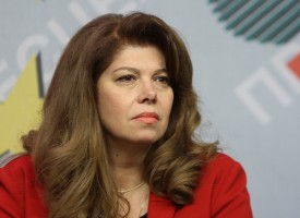 Илияна Йотова най-вероятно ще бъде вицепрезидент на ген. Радев