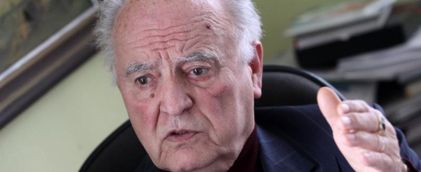 In memoriam: Отиде си Димитър Попов