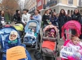 В четвъртък: Бунтът на майките, в 11, пред Общината