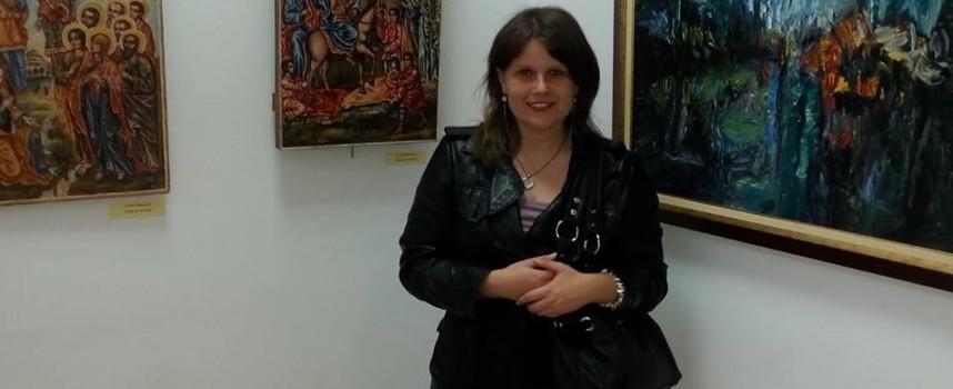 """В Пещера: Николина Барутева представя онлайн – романа си """"Афера"""""""
