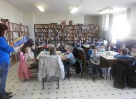 Регионалната библиотека обяви най-четящите за 2015, историкът Даримир Ганев заминава за Брюксел