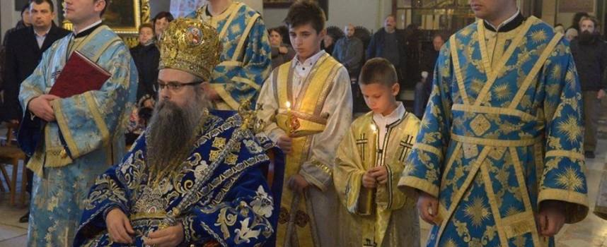 Иван Рачев и Стефан Бонев станаха иподякони на Събора на Пресвета Богородица