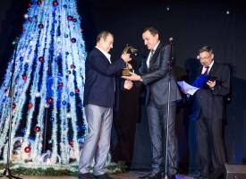 Доц. д-р Стайко Спиридонов беше избран за Предприемач на годината 2015