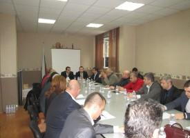 Губернаторът предложи кметовете на Пазарджик, Панагюрище и Батак за РС на Южен централен
