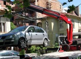 Внимавайте къде паркирате, вече дебне ветренският паяк