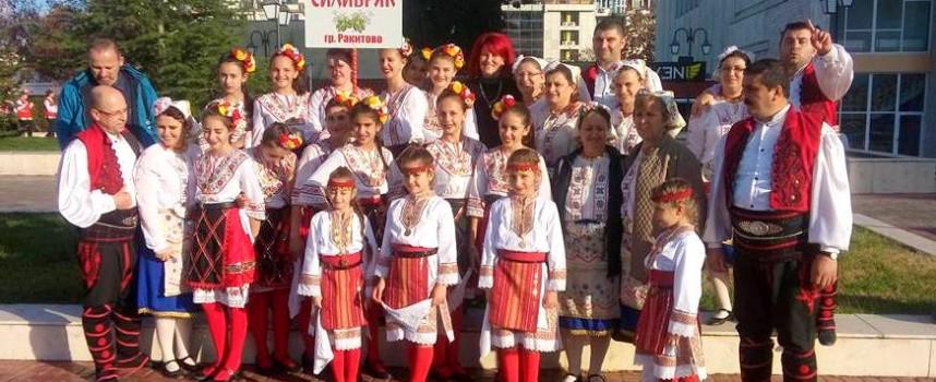 """ДТС """"Силивряк"""" на 4-то място на фестивала """" Тракийска броеница """""""