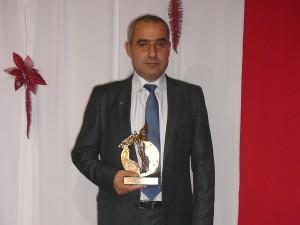 Роман Цветанов Цветков -предприемач за 2012