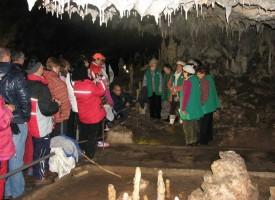 """В Пещера: Бележат 55 години от откриването на пещера """"Снежанка"""""""