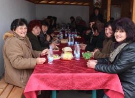 В Ковачево: Кметът Марин Рачев даде благотворителен обяд