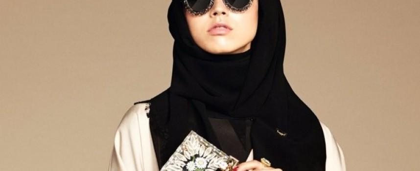 """Тема с продължение: Панагюрка рекламира мюсюлманската колекция на """"Долче и Габана"""""""