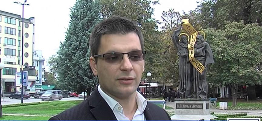 Тодор Джамбов влезе в директорския кабинет на Химията