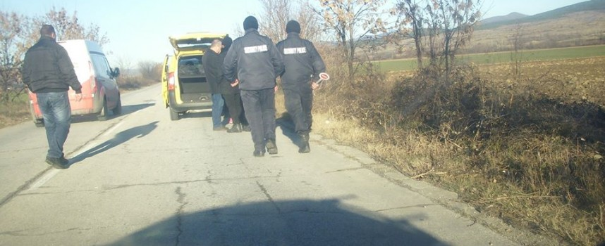 Полицията: Пришълците са 12