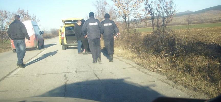 Четирима мигранти и дете отново спипаха в Калугерово
