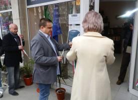 От вчера: Италианските пенсионери в Пазарджик имат офис за правна помощ