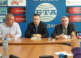 Йордан Младенов: Имам план за развитие на Областната организация на БСП