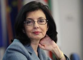 Кунева подкрепи Цацаров за бурките