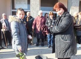 17 нови бебета посрещна Мененкьово през миналата година