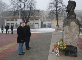 168 години от рождението на Христо Ботев отбеляза Пазарджик