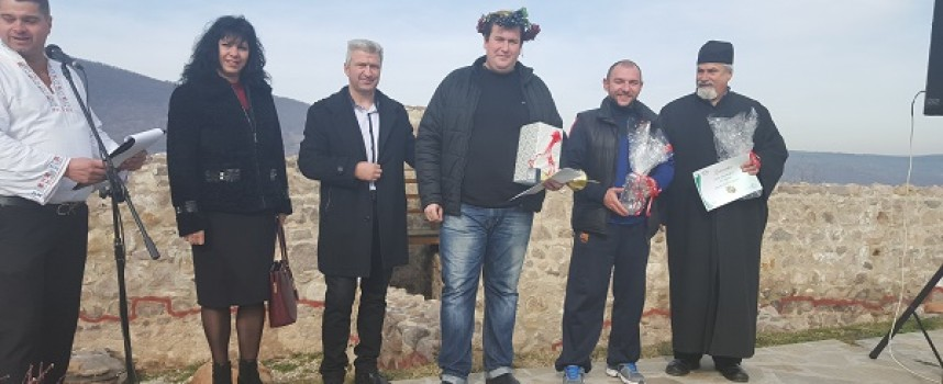 """За втора поредна година Мишо Паев стана """"Цар на виното"""""""