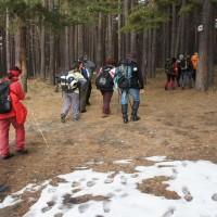 """На """"Петльовден"""": 20 планинари от """"Незабравка"""" се изкачиха на хижа """"Чернатица"""""""