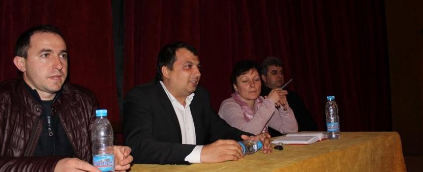 Марин Рачев: Ще довършим пътя Ветрен – Славовица