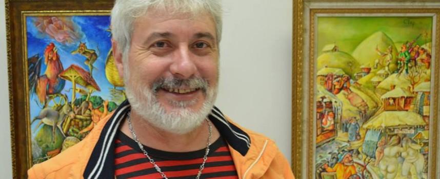 В четвъртък: Самостоятелна изложба на Стайо Гарноев откриват в Пазарджик