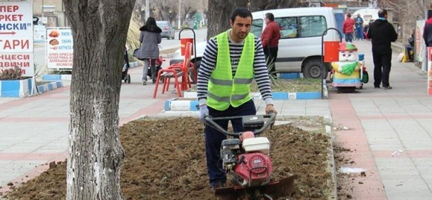 В Септември: Стартира озеленяване на градинки и междублокови пространства